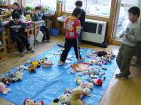 2年生のお楽しみ会
