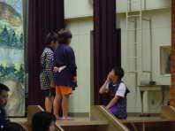 学習発表会(5年生)