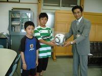 サッカーボール寄贈DSCI0002.JPG