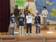 学習発表会(6年生)