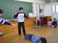 4年生のお楽しみ会