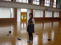和太鼓の練習その1